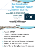 3. Laos_Eff Cord Trade Promo Agency Exp JETRO