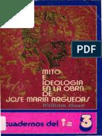 Mito e Ideologia en La Obra de Jose Maria Arguedas