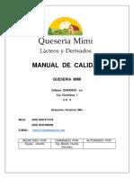 Ejemplo de Manual de Calidad 3
