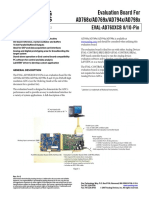 Eval Ad76xxcb 8 10 Pin