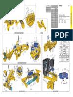 Schematic 12m3 Hydraulic System