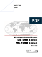 Firelite MS 5UD User Manual