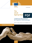 The 2018 Ageing Report ISSN 2443-8014 (online) Underlying Assumptions & Projection Methodologies INSTITUTIONAL PAPER 065   NOVEMBER 2017