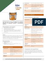 7060 Imprimacion Epoxi Fosfato de Zinc
