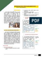 Lectura - Las Citas y Las Referencias en El Texto Argumentativo