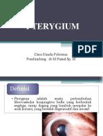 Pterygium Duplex Dara