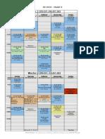 Plan Derm Modul 4 SS18