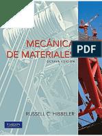 Hibbeler 2011 Mecanica de Materiales