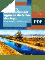 Manejo y Distribucion Del Agua en Distritos de Riego