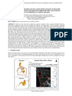 Evaluating the Impacts of Landcover Change to Runoff Potential of Tubay River Basin Through the Analysis of Multitemporal Landsat Images
