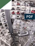 German Parking Garage