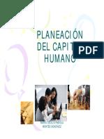 CLASE3 PLANEACIÓN DEL CAPITAL HUMANO