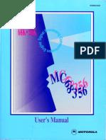 MC68356 Signal Processing Communications Engine Users Manual Nov94