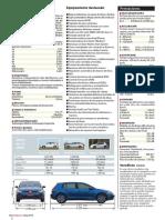 Ficha Tecnica Volkswagen Golf 1.4 Tsi Highline