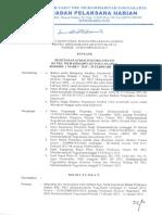 Struktur Organisasi Tata Kelola RS 2015