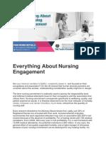 Nursing Engagement Ppt
