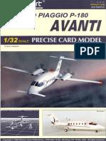 _ModelArt 1998 - P 180 Avanti