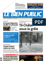Le Bien Public 13 Septembre 2010