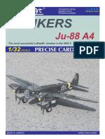 ModelArt 2001 - Junkers Ju-88 A4