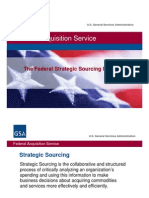Federal Strategic Sourcing_presentation