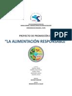Proyecto Final de promoción de la salud (nutrición)