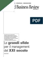 09 HAMEL Management Del XXI Secolo
