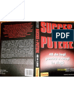 Robert Greene Succes Si Putere 48 de Legi Pentru a Reusi in Viata
