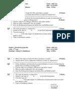 Q-paper