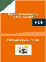 21 Programa Anual de SSO