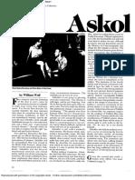 Askoldov - The Man That Made Komissar