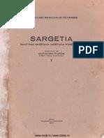 01 Sargetia Acta Musei Devensis I 1937
