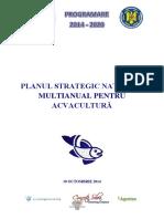 Plan Acvacultura 2014 2020