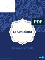 La Cenicienta - Charles Perrault