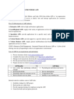APPLICATION SERVICE PROVIDERS.docx