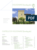 Volognano - Branding Plan - Index [ENG]