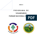 Programa Voluntarios Calilegua