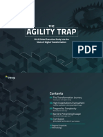 Bizagi Report the Agility Trap
