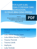 0.Materi Ajar Ilmu Kedokteran Forensik Dan Medikolegal