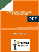 Política SST