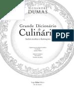 Grande Dicionário de Culinária
