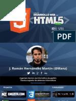 0 - Curso de HTML5 - Presentación