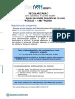 Doc Arh Regularização