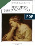 O Discurso Melancolico da fenomenologia-à metapsicologia - Marie-Claude Lambotte.pdf