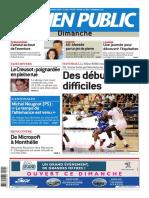 Le Journal Du Jura 10 11 13 Septembre 2010 | Loisirs