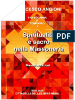 Spiritualità e Sacro in Massoneria Ac-ed