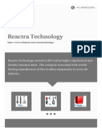 Reactra Technology
