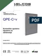 Korisničko Uputstvo Kontroler QPC