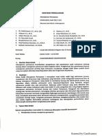 Kontrak Kuliah Manajemen Pemasaran