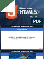 1 - Curso de HTML5 - Introducción