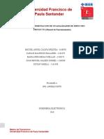 Analizador de espectro (Manual de Uso)